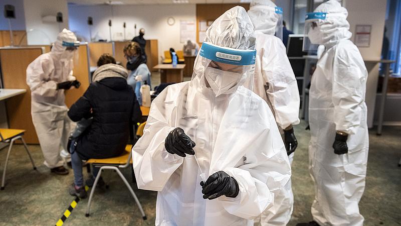 Koronavírus: újabb 1652 beteg és 93 halott Magyarországon