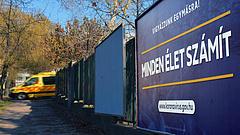 A teszteredmények alapján Budapesten berobbant a járvány
