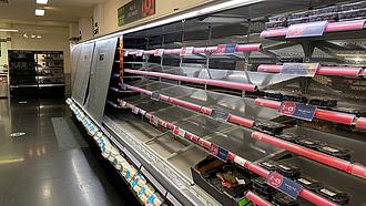 Katasztrofális csapást mért a brit élelmiszerexportra a brexit