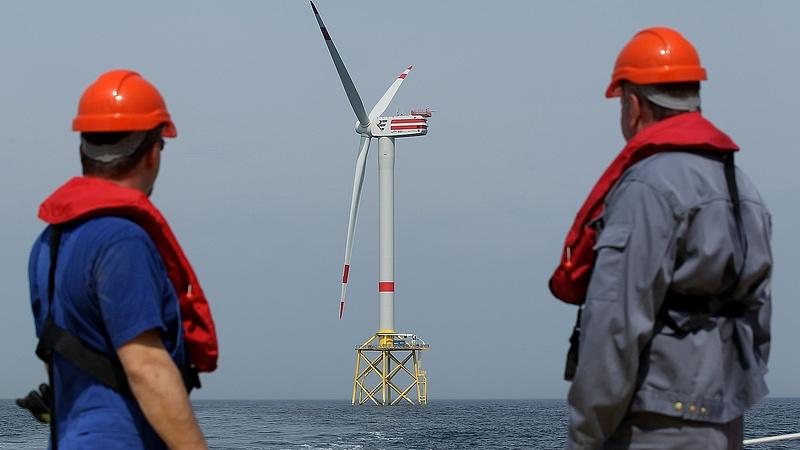 Zuhanórepülésben a szélenergia költsége