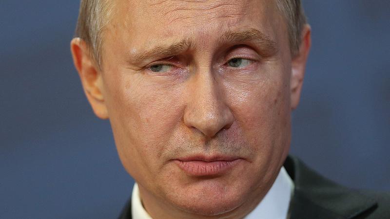 Putyin tökéletesen alkalmazza a legegyszerűbb régi trükköt