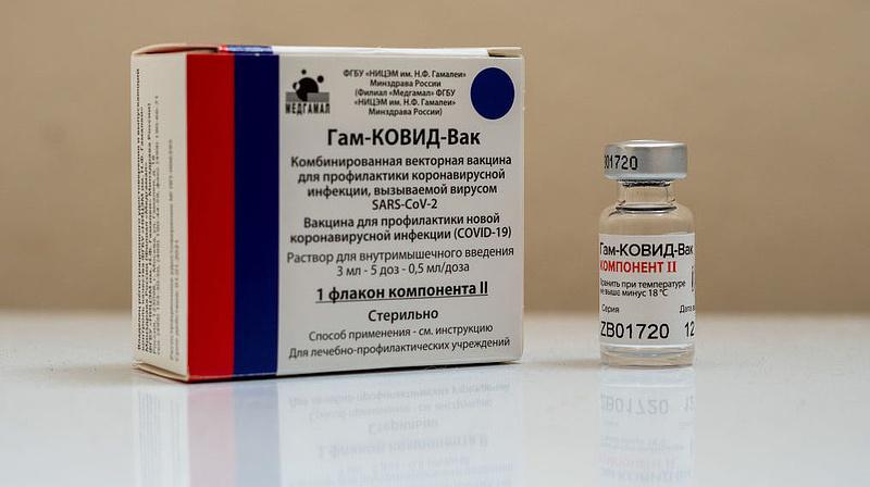 Már oltanak itthon a Szputnyik V vakcinával