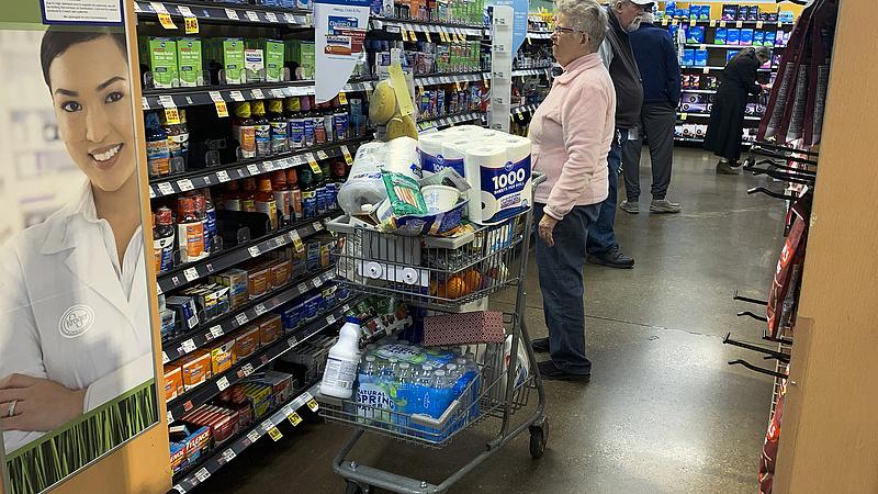 Nem vásárolnak az amerikaiak