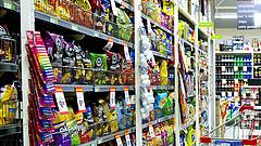Megrohamozták a magyar élelmiszerboltokat