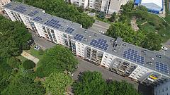Új napelemes megoldás Magyarországon: mesterséges intelligencia a háztetőn