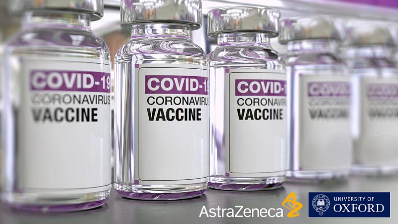 Megérkezett a 45 600 adag AstraZeneca-vakcina