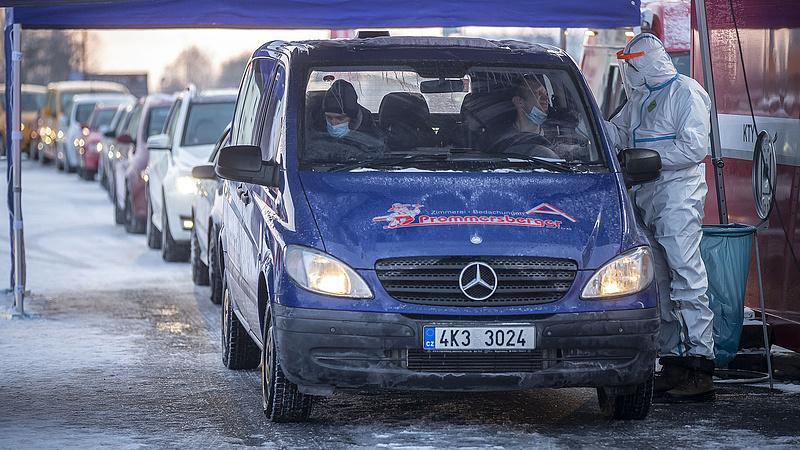 Egyre súlyosabb a járványhelyzet Csehországban