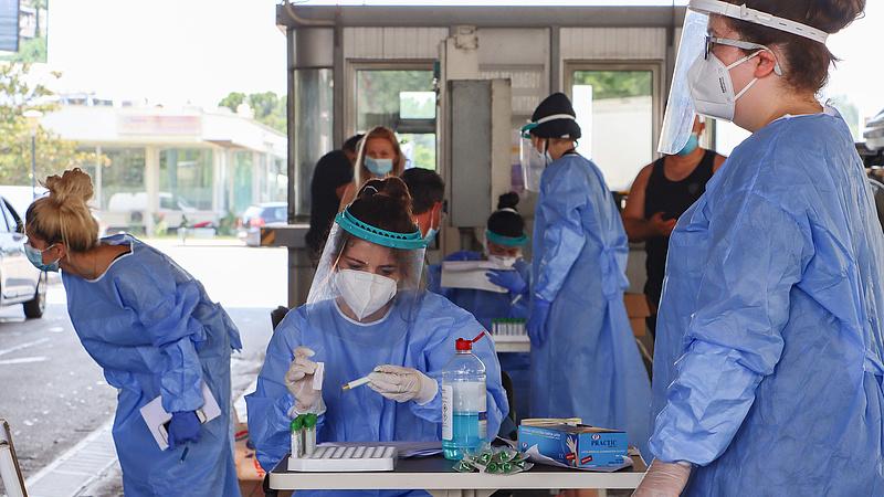 Koronavírus: újabb 1190 beteg és 71 halott Magyarországon