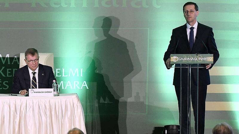 Varga ellenzéki képviselőn keresztül válaszolt Matolcsy kritikájára