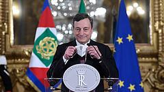 Letette a hivatali esküt Mario Draghi kormánya