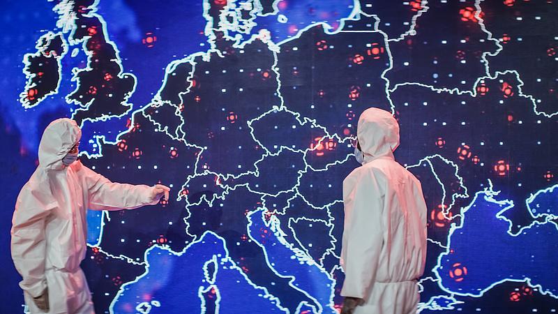 Koronavírus: szomorú hírt közölt a szerbiai válságstáb