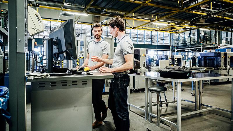 Létszámbővítést terveznek a német kkv-k