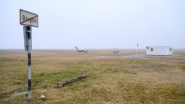 Feltámasztaná a börgöndi repülőteret Székesfehérvár