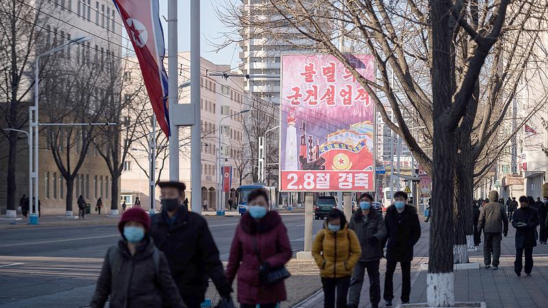 Riadójelzés Észak-Koreáról, Kim Dzsongun bekeményített