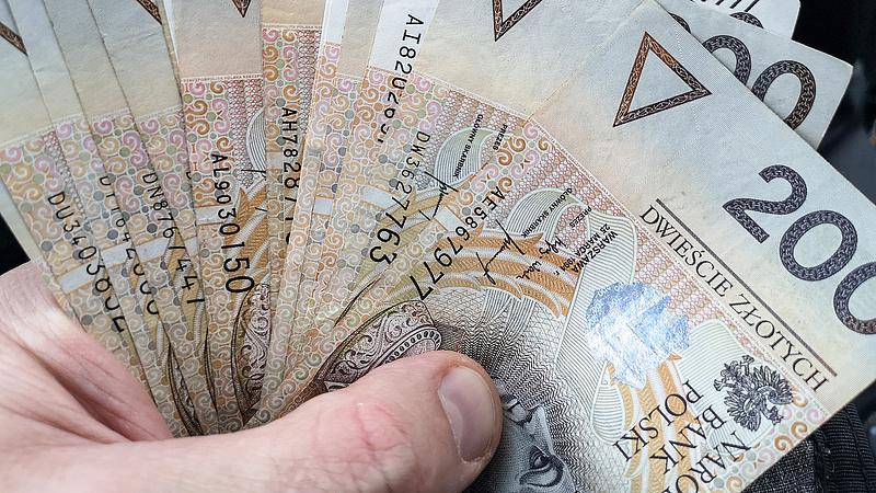 Mi lenne, ha mindenki kapna 100 ezer forintnak megfelelő alapjövedelmet? - Felmérték a lengyelek