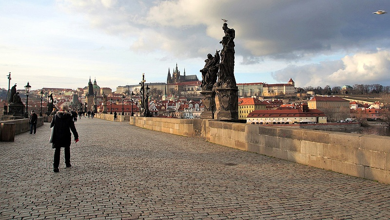 Áttört a vírus delta változata Csehországban