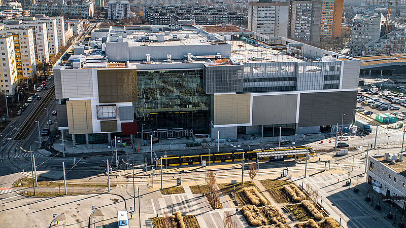 Szeptemberben új, óriási bevásárlóközpont nyílik Budapesten