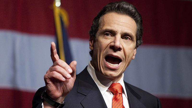 Lemondott New York kormányzója