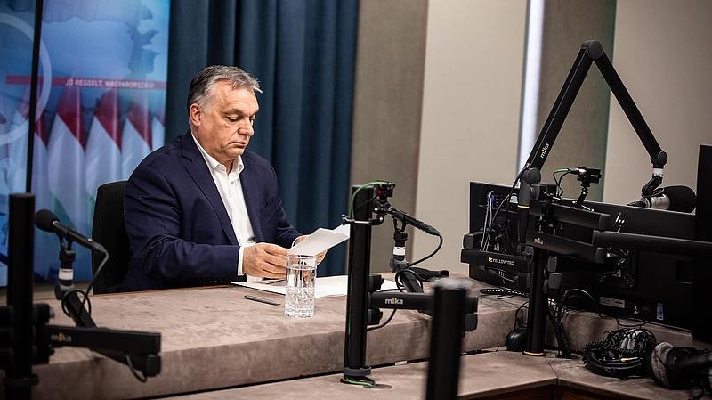 Szigorúbb migrációs politikáról, nyugdíjprémiumról beszélt Orbán Viktor