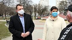 Koronavírusos lett Dobrev Klára