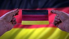 Terjed a delta Németországban is, marad a maszkviselés
