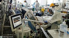 Így küzdenek a koronavírusos betegekért a Semmelweis klinikáján (képek)