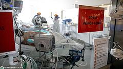 Csehország után Magyarországon haltak meg a legtöbben koronavírus következtében