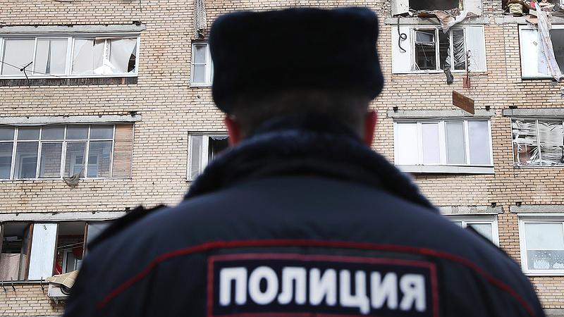 Korrupció miatt letartóztattak egy orosz kormányzót