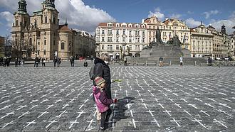 Koronavírus: javulás Csehországban