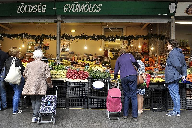 Aggasztó mértékben drágulnak az élelmiszerek, jobban kilőhet az infláció
