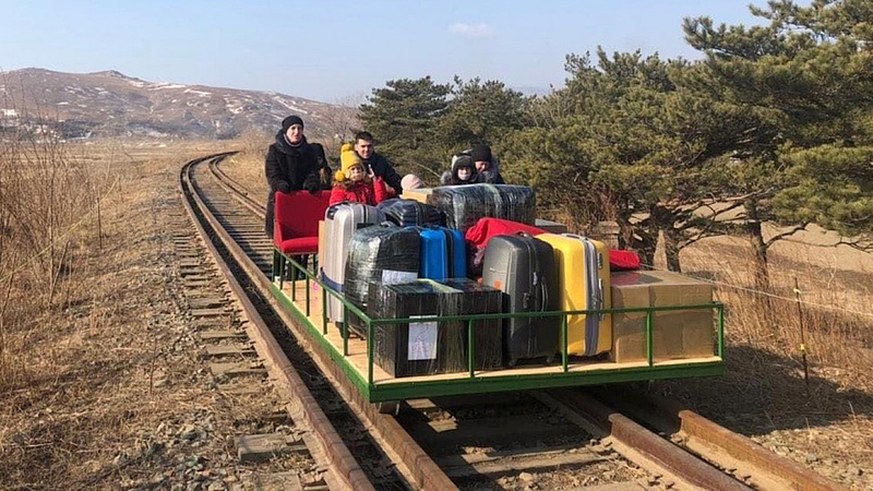 Riasztó kivándorlás indult Észak-Koreából