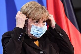 Angela Merkel is megkapta az oltást