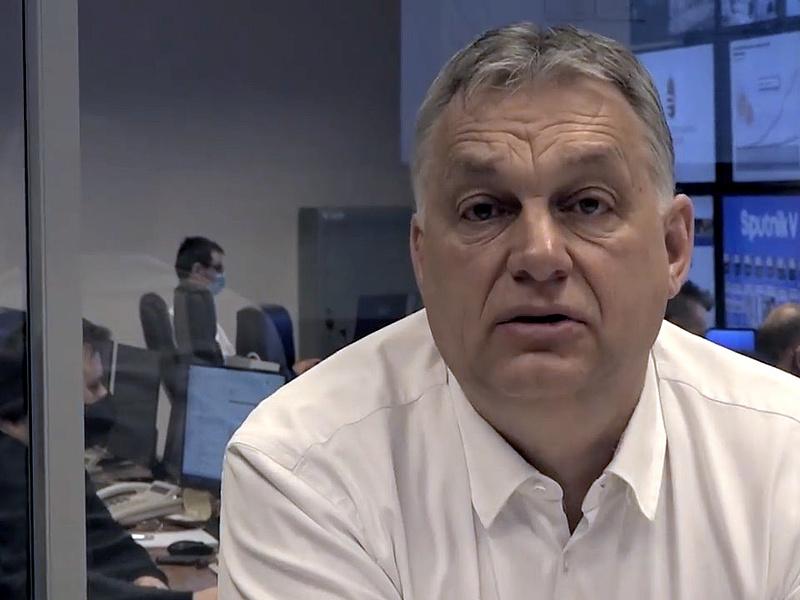 Orbán Viktor húsvétkor is dolgozik - üzent a magyaroknak