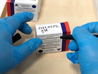Megkezdődött Szerbiában a Szptunyik-vakcinák gyártása