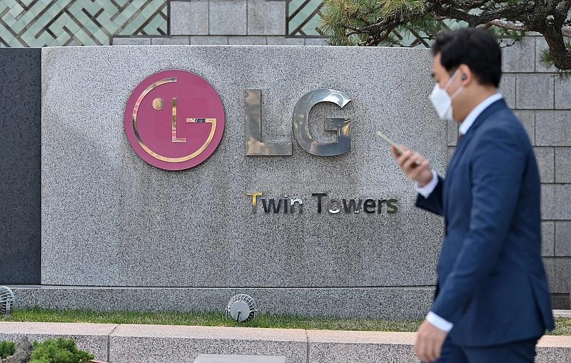 Iszonyú sok pénz folyt be az LG-hez