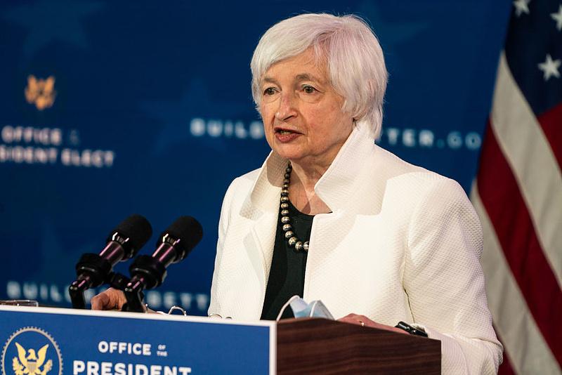 Az amerikai pénzügyminiszter történelminek nevezte a minimumadóról szóló megállapodást