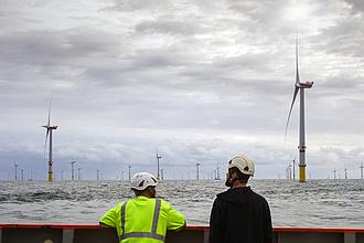 A villamosenergia-ellátás negyedét szél- és vízenergiából állítaná elő az unió 2050-ig