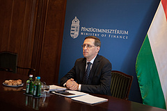 Varga Mihály részt vett az IMF egyeztetésén