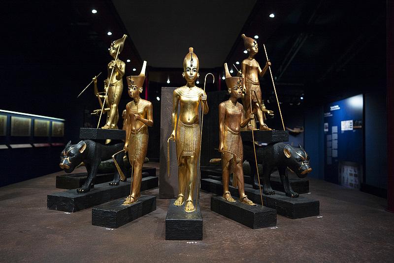 Hatalmas régészeti felfedezés történt Egyiptomban