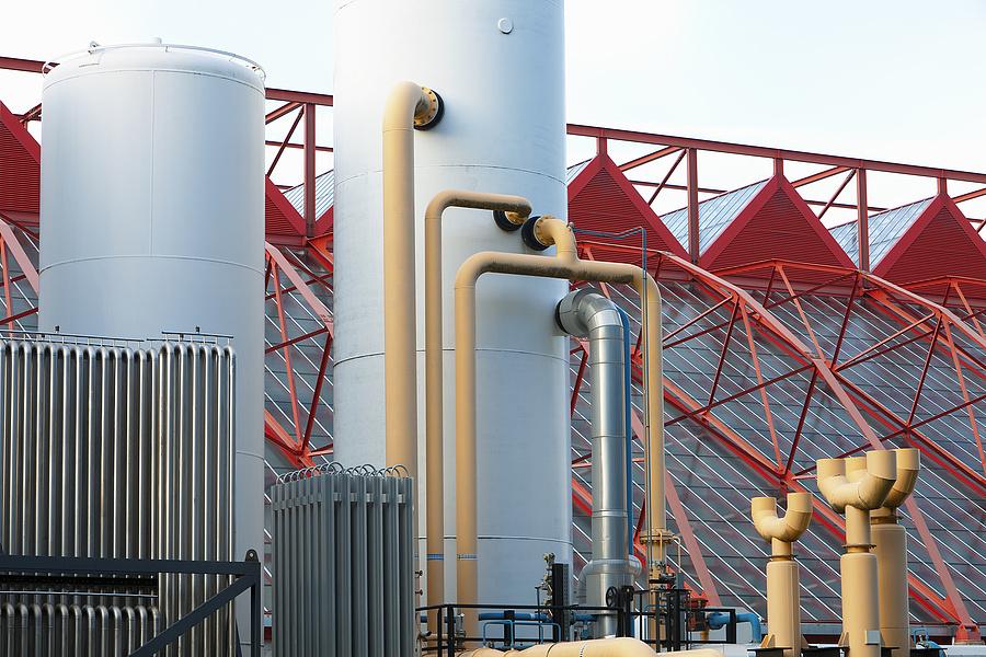 Hidrogéntároló rendszer - kiváltja a kokszot is.