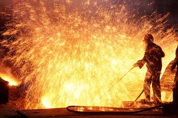 Zsugorodott a világ acéltermelése szeptemberben
