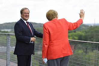 Megtalálták Angela Merkel utódját