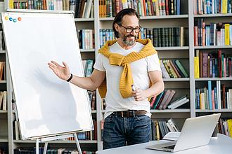 Alig akad tanár, aki szívesen visszatérne a jelenléti oktatáshoz