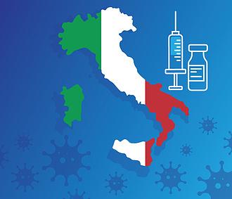 Nyugdíjasok rohamozták meg az oltópontokat Olaszországban