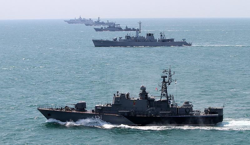 Oroszország állandó veszélyt jelent a Fekete-tengeren Kijev szerint