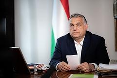 Orbán Viktor: nyithatnak a teraszok hamarosan, mégsem kezdődik meg mindenhol a tanítás