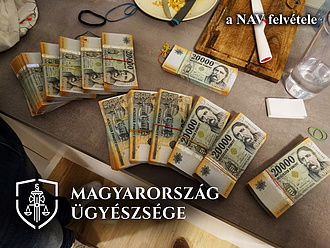 A fiktív számlázás mestereire csapott le a NAV - milliárdokat csaltak el