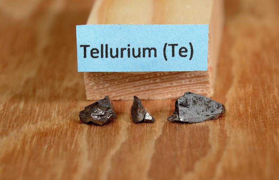 A tellúrium