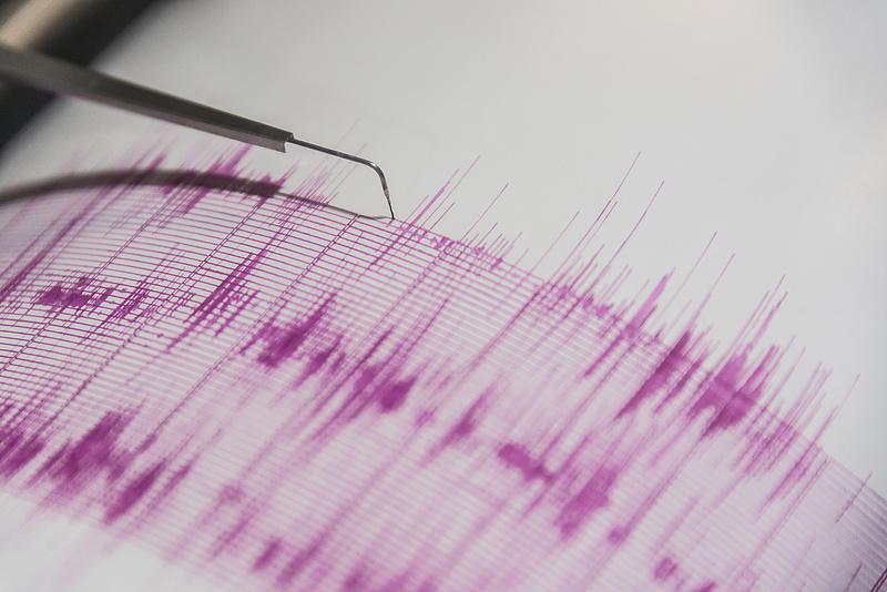 Földrengés volt Tiszasásvár közelében