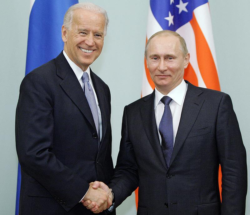 Lesz Putyin-Biden csúcs, itt az időpont